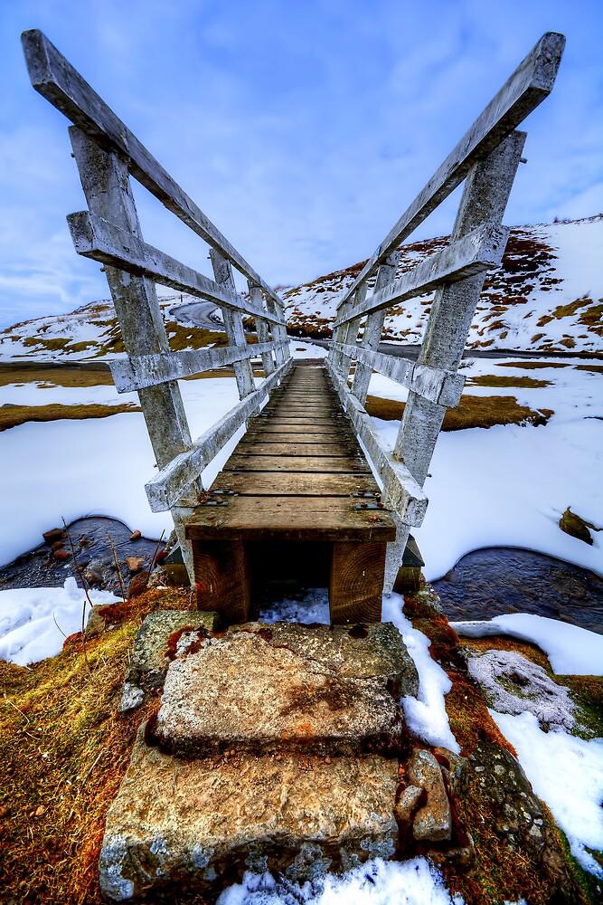 Swaledale Bridge by Stephen Smith