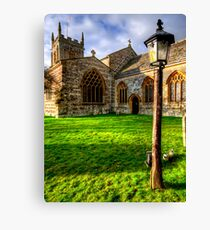 St John The Baptist, Bere Regis Canvas Print