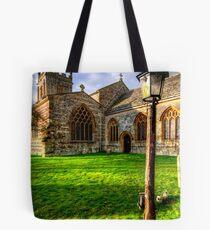 St John The Baptist, Bere Regis Tote Bag
