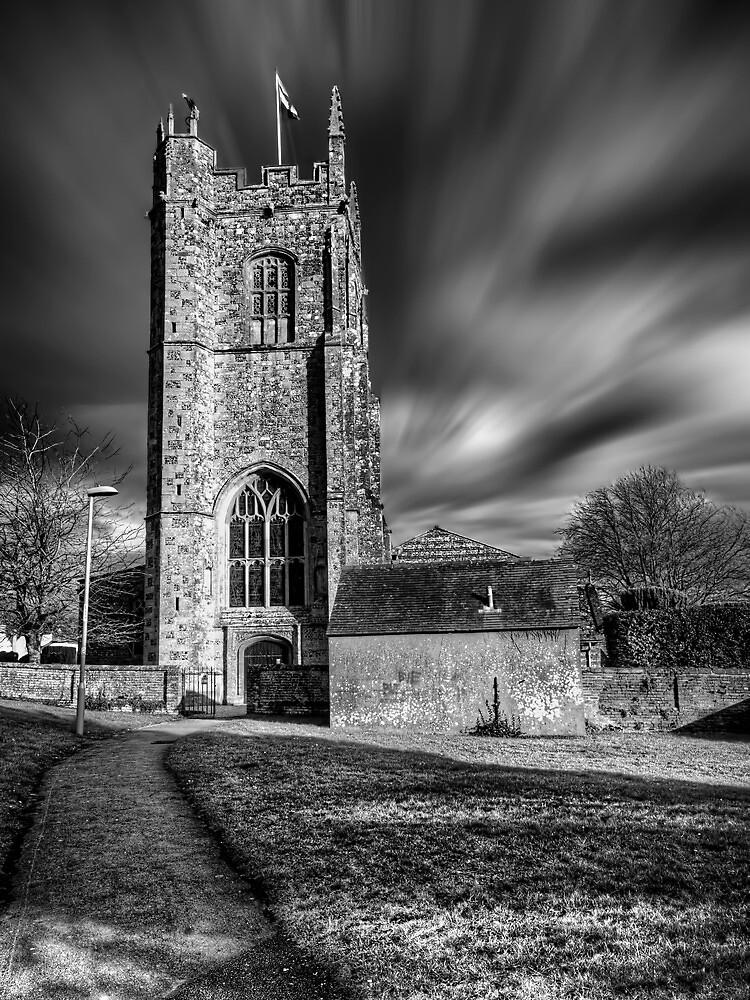 St John The Baptist, Bere Regis by Stephen Smith