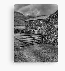 Wasdale Farm Canvas Print