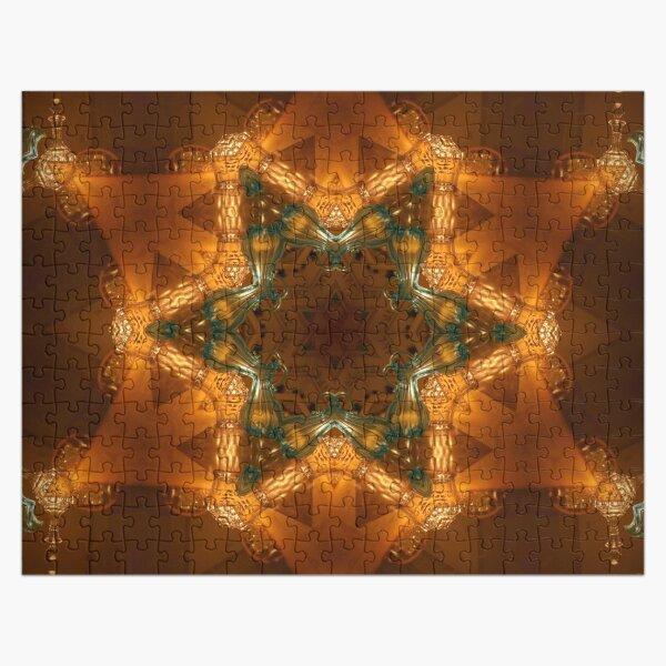 Crystal Star Jigsaw Puzzle