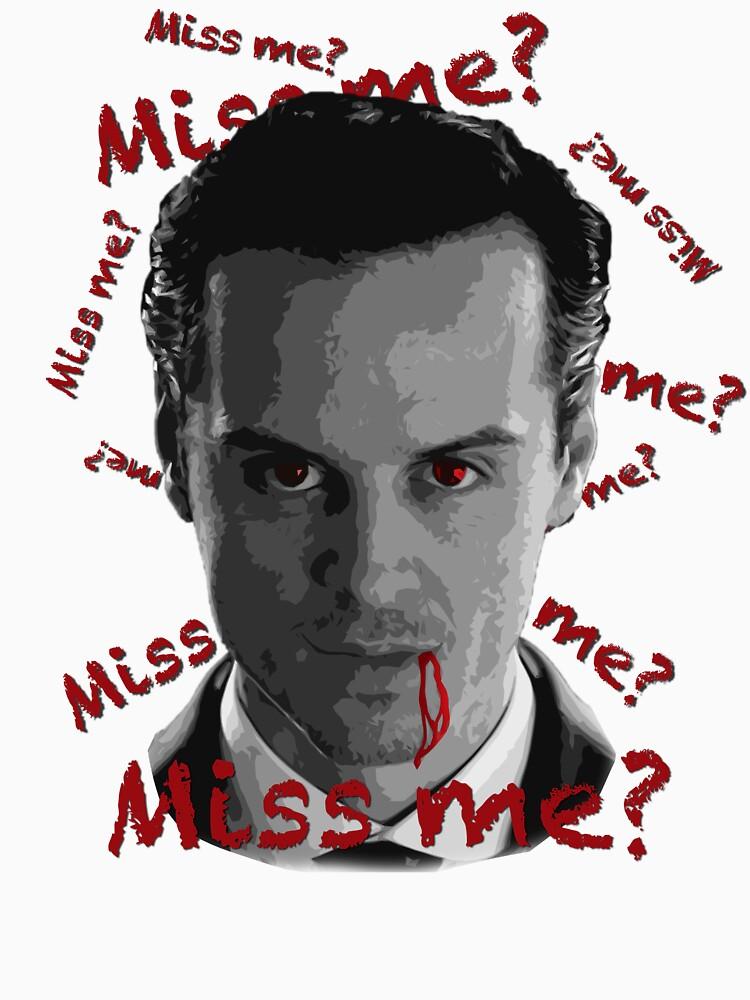 Miss Me? by ECink