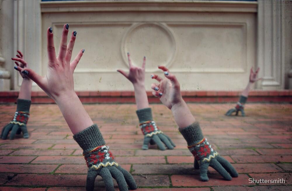 Hand Glove by Shuttersmith