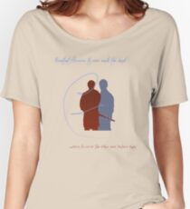 Born to Serve Women's Relaxed Fit T-Shirt