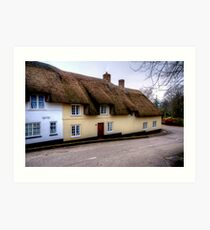 Tolpuddle Art Print