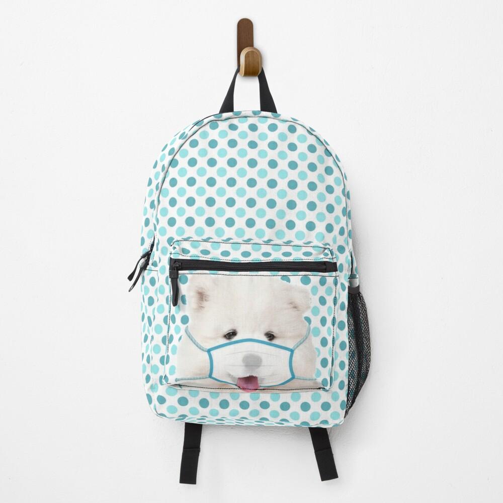Samoyed Cutie Backpack