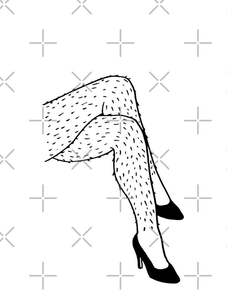 Hairy Legs by rnango