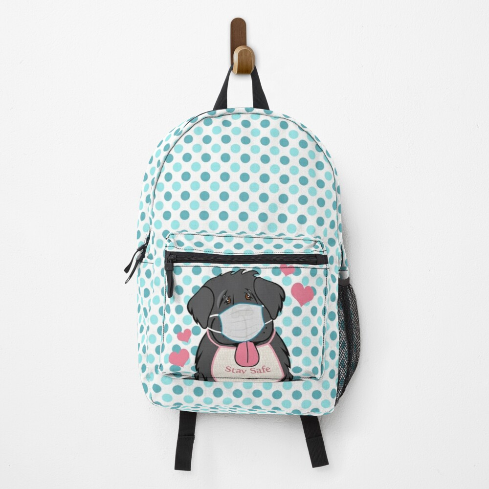 Stay Safe Friends Backpack