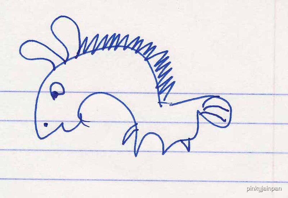 Hoppy Horsey Horace By The Hair On His Chinny Chin Chin by pinkyjainpan