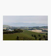 Gippsland Panorama. Australia. Photographic Print