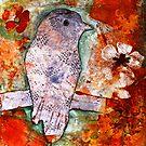 """Gelatin Plate Print No.1 by Belinda """"BillyLee"""" NYE (Printmaker)"""
