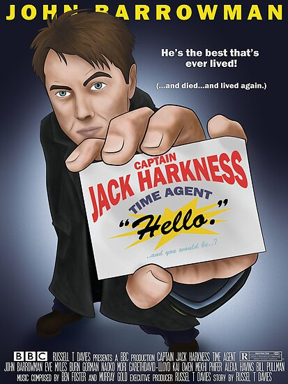 Captain Jack Harkness - Time Detective by FPArtistry
