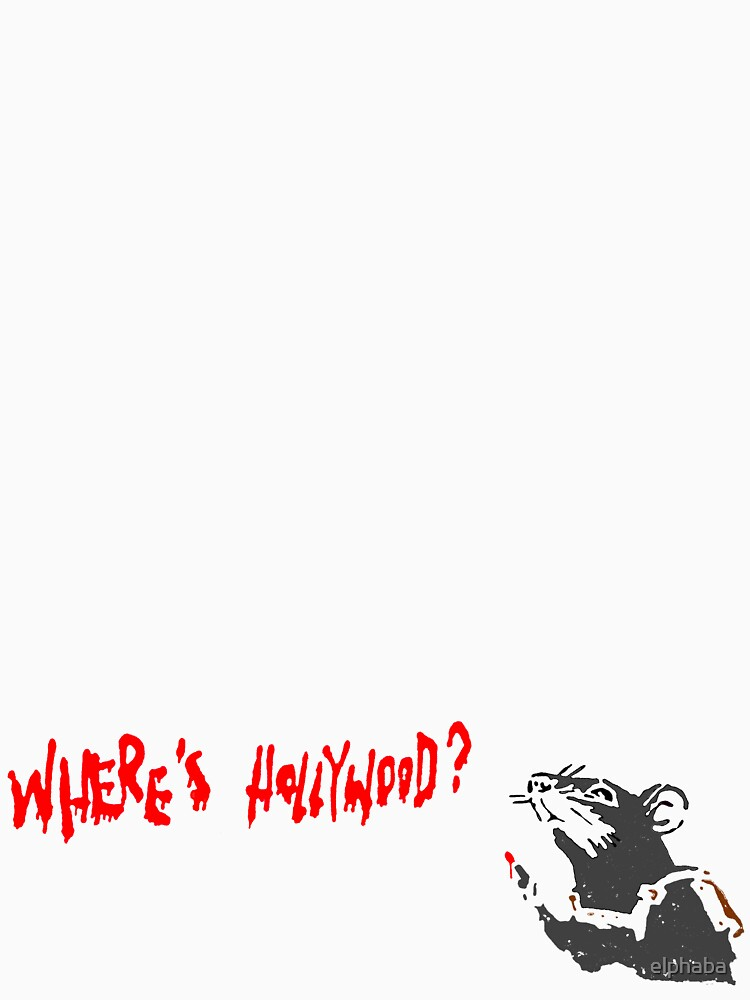 Where's Hollywood? by elphaba