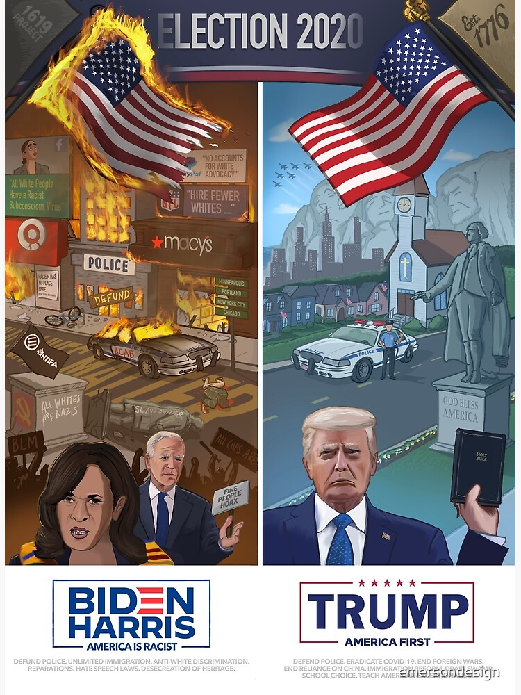 ELECTION 2020 by emersondesign