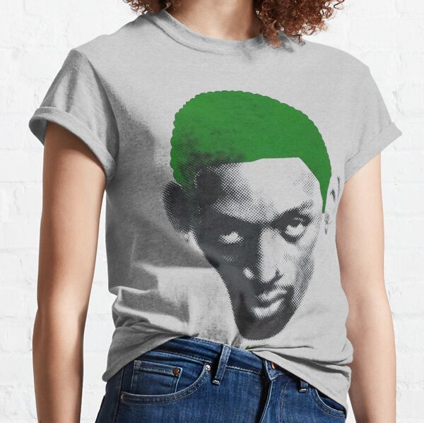 Dennis Rodman Big Head Classic T-Shirt