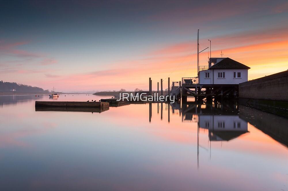 Woodbridge Sunset by JRMGallery