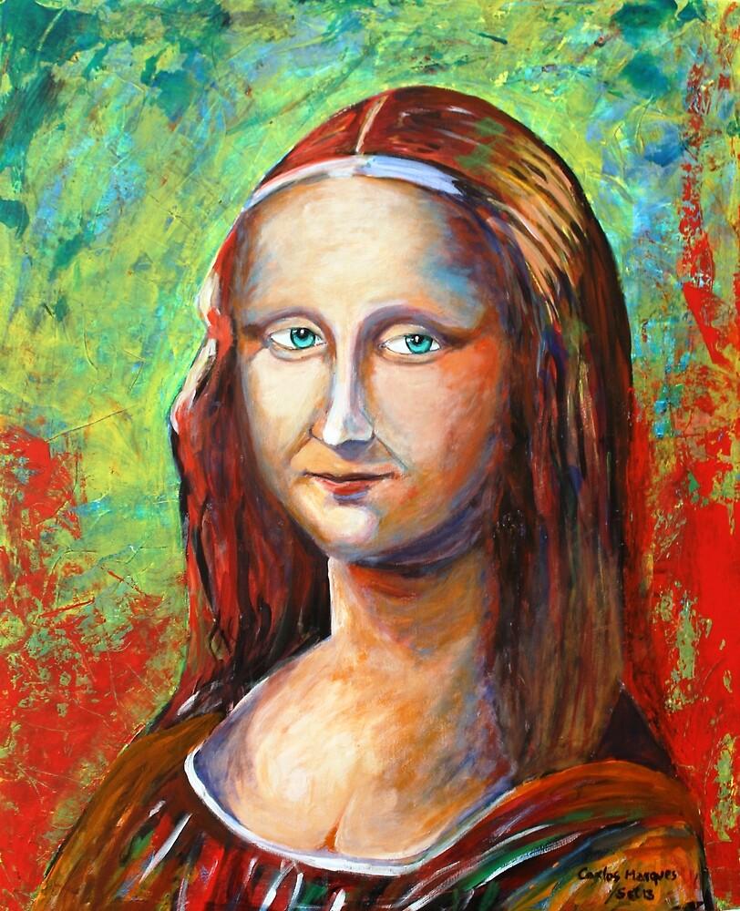 Mona by carlosmarques