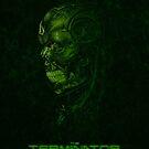 "Movie Poster - ""TERMINATOR"" (v2) by Mark Hyland"