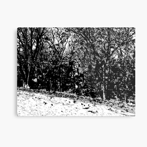 Manifestations of Eternity, 1-74 Metal Print