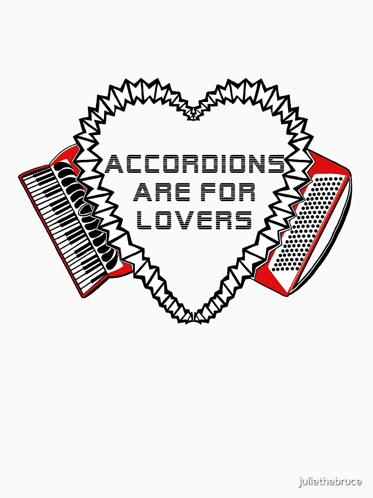 accordions are for lovers 1 by juliethebruce