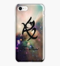 The mortal instruments : Shadowhunter rune -  Fearless (fear not) iPhone Case/Skin