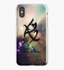 The mortal instruments : Shadowhunter rune -  Fearless (fear not) iPhone Case