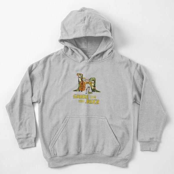 Rick and Morty - Snake Jazz Kids Pullover Hoodie