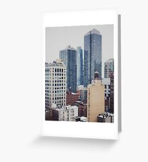 Tarjeta de felicitación Views of New York City