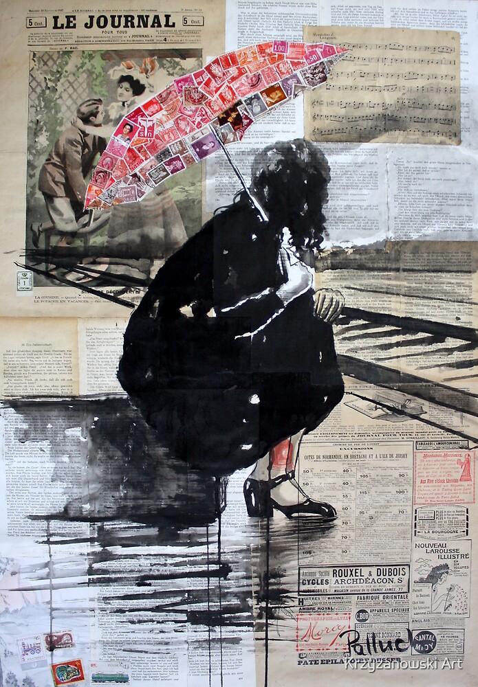 The train by Krzyzanowski Art