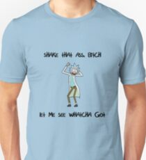 Rick and Morty: Shake That Ass Unisex T-Shirt