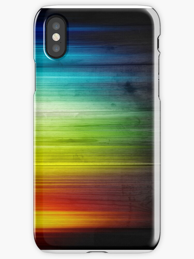 Coloured Case for Phones by morganelliott