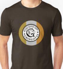Gringotts Bank_Round T-Shirt
