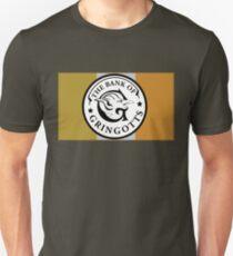 Gringotts Bank_Square Unisex T-Shirt