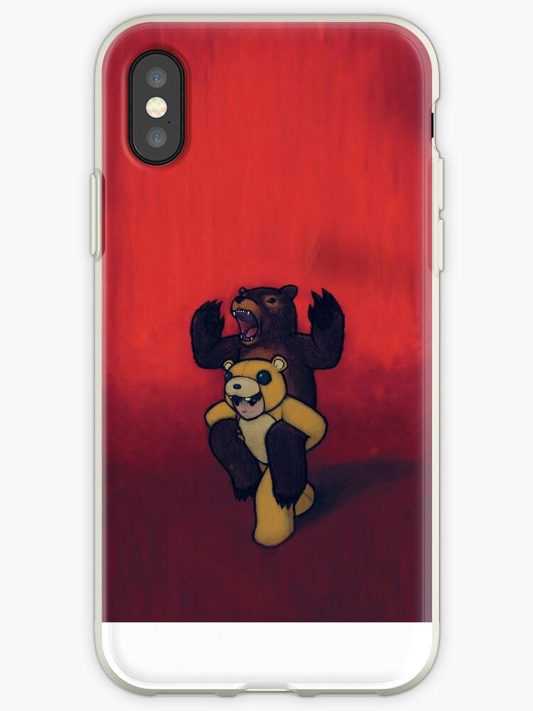 Folie A Deux iPhone Case by cschwarz