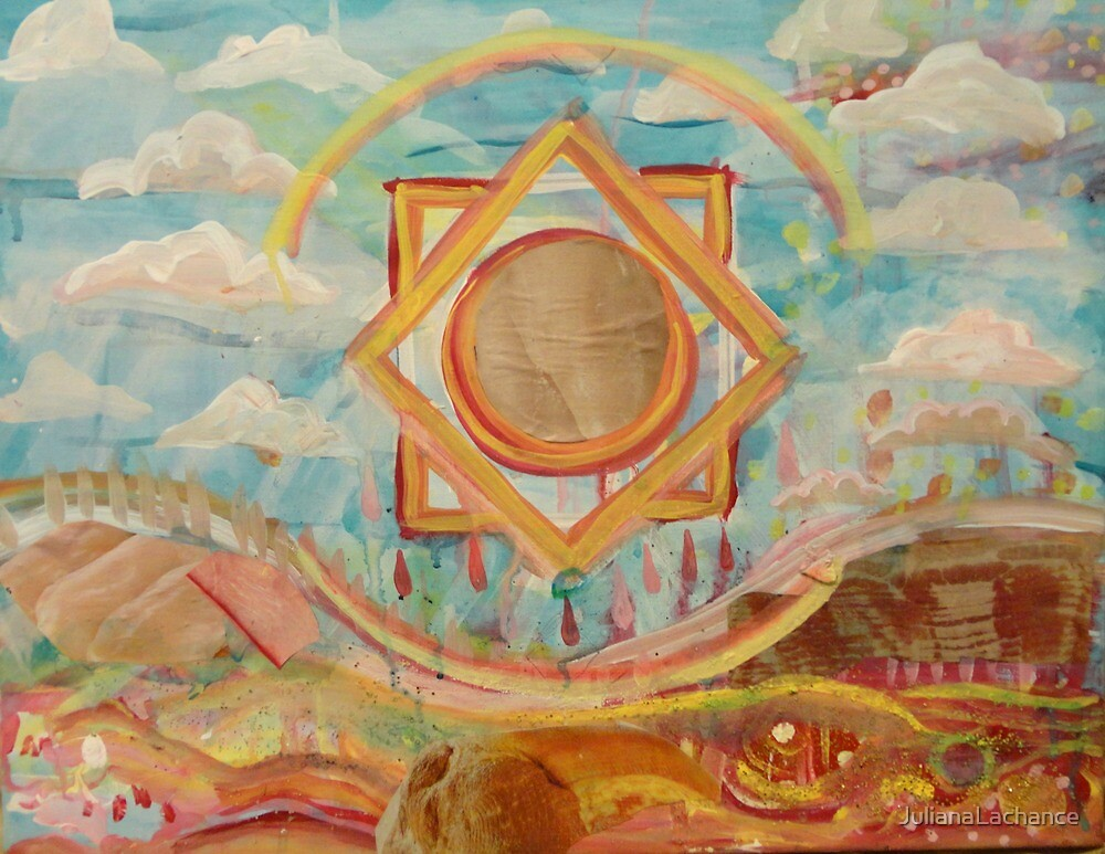 Heavenly Flesh by JulianaLachance