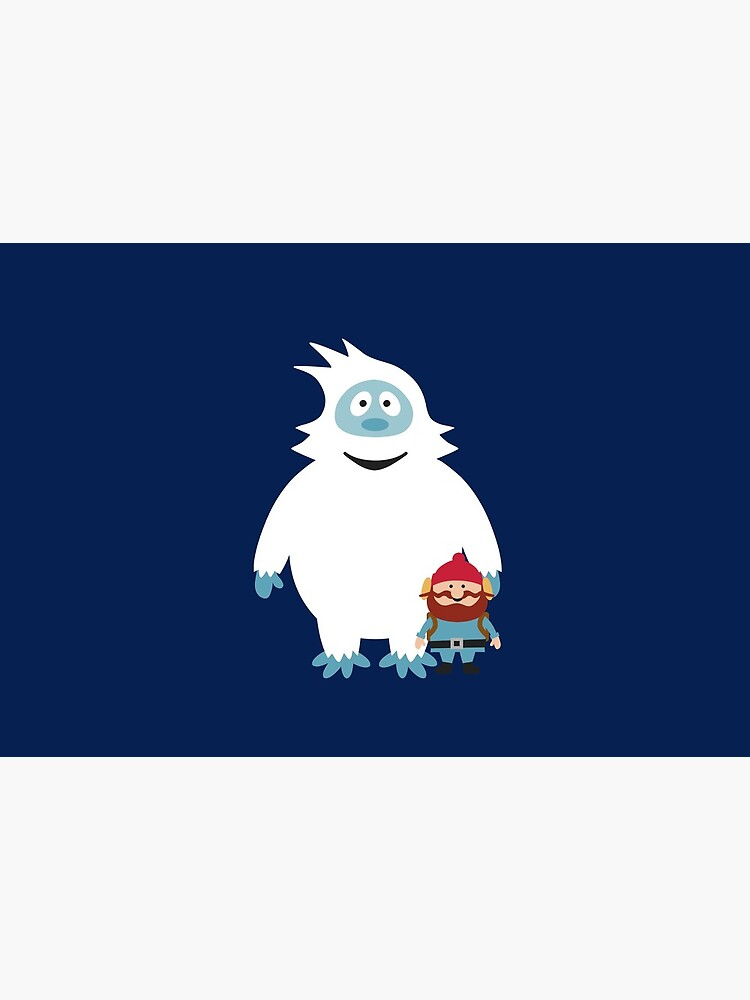 Abominable Snowman & Friend by Slinky-Reebs
