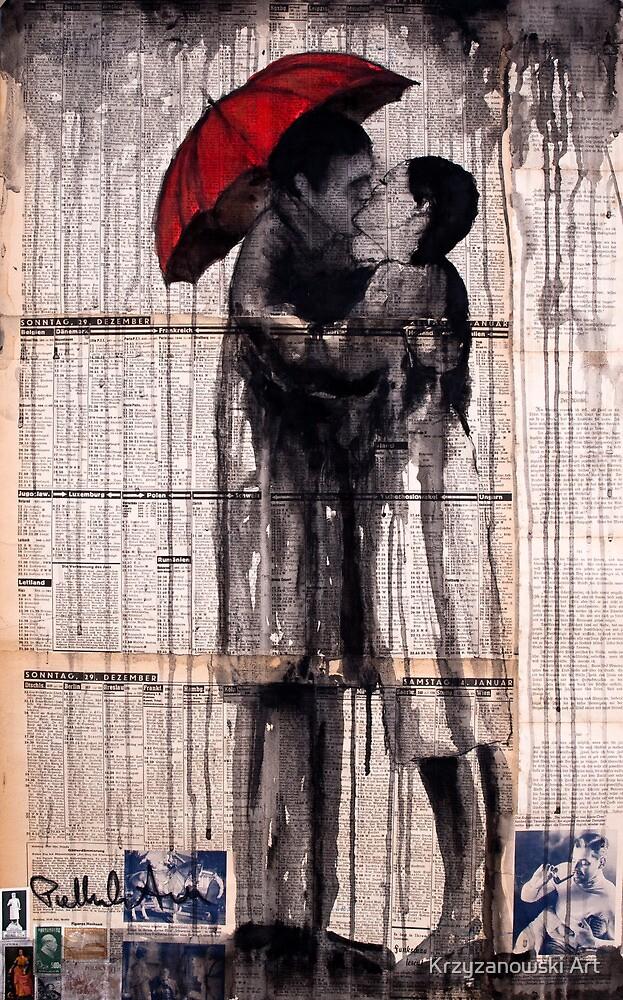 romance by Krzyzanowski Art