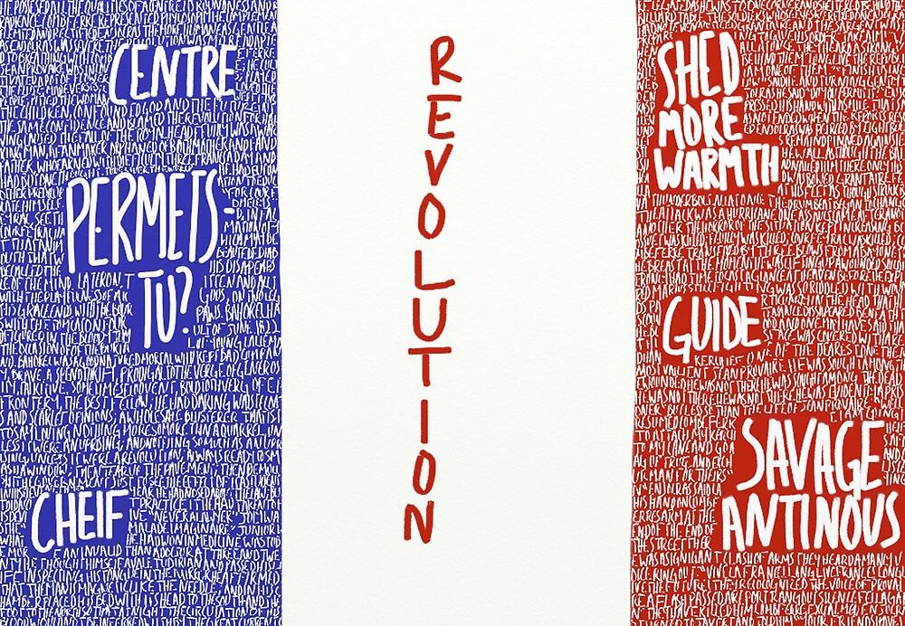REVOLUTION by revoltingamis