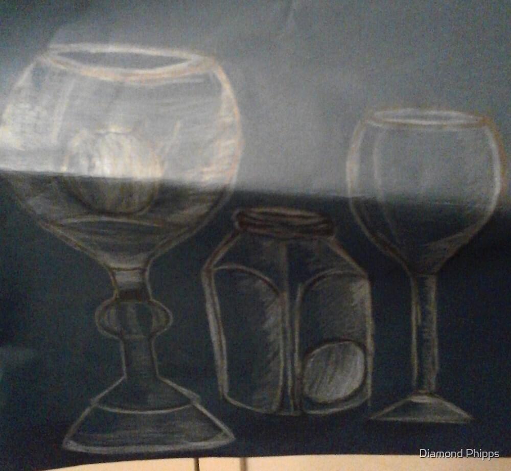 Glass by Diamond Phipps