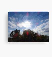 Manifestations of Eternity, 2-108 Canvas Print