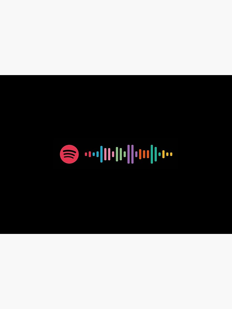 """Dynamite BTS Spotify Code"" Mask by rach591 | Redbubble"