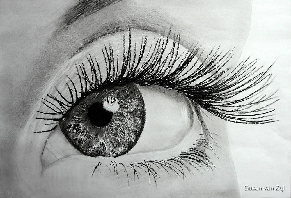 My Eye by Susan van Zyl