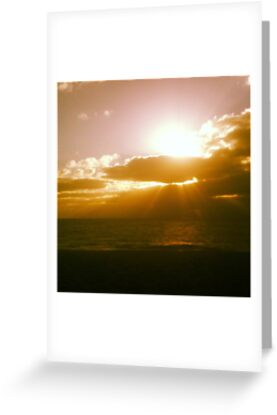 Lanai hawaii sunset by Amig0lanai