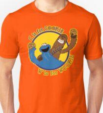 Cookie & Wookie Unisex T-Shirt