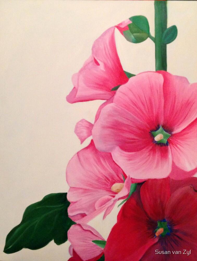 Pretty in Pink by Susan van Zyl