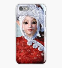 Pooky xmas iPhone Case/Skin