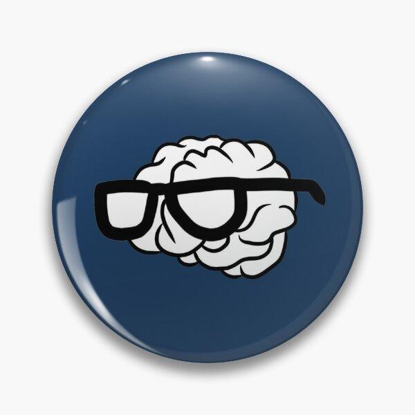 Logan Logic Sanders Sides logo Pin