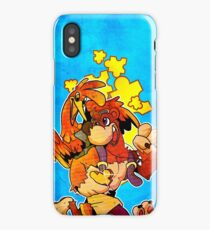 BANJO AND KAZOOIE iPhone Case