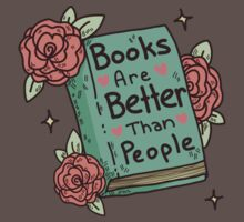 Books > People | Women's T-Shirt